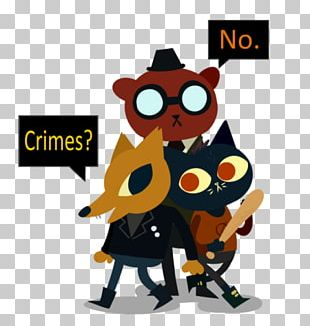 Night In The Woods Fan Art Character Infinite Fall PNG