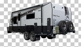 Caravan Motor Vehicle Truck PNG