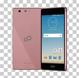 Android Marshmallow Fujitsu Smartphone Telephone PNG
