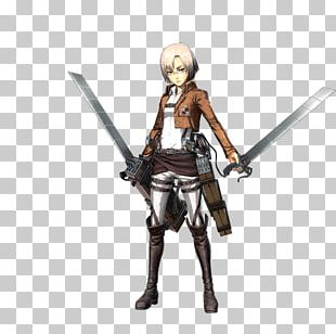 Attack On Titan 2 A.O.T.: Wings Of Freedom Hange Zoe Armin Arlert PNG