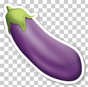 T-shirt Emoji Eggplant Sticker IPhone PNG