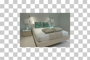 Bed Frame Mattress Pads Box-spring Sofa Bed PNG