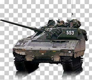 Churchill Tank Armored Car Military Gun Turret PNG