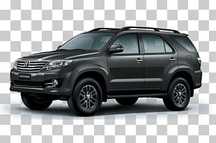 Toyota Fortuner Car Sport Utility Vehicle PNG