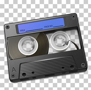 Compact Cassette ICO Icon PNG
