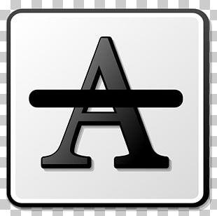 Computer Icons Microsoft Word Strikethrough PNG
