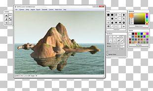 Heightmap Earthsculptor 3D Computer Graphics Computer Software Editing PNG