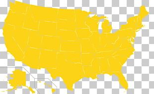 US Presidential Election 2016 United States Red States And Blue States Democratic Party Political Party PNG