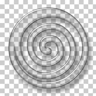 Spiral Shape Symbol Circle PNG