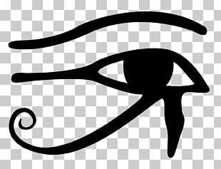 Ancient Egypt Eye Of Horus Wadjet Symbol PNG