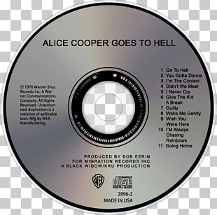 Compact Disc Constrictor Greatest Hits Alice Cooper Goes To Hell Raise Your Fist And Yell PNG