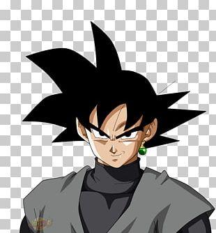 Goku Black Frieza Vegeta Trunks PNG