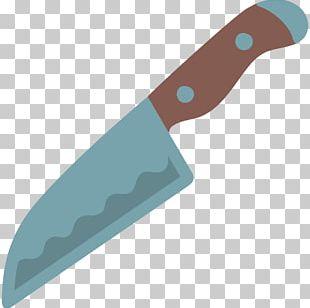 Japanese Kitchen Knife Emoji Kitchen Knives Fork PNG