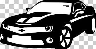 Chevrolet Camaro Sports Car General Motors PNG
