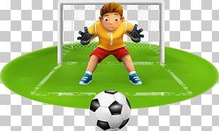 Football Goalkeeper PNG