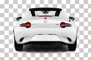 Personal Luxury Car Mazda MX-5 RF Sports Car PNG