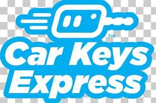 Car Keys Express Brand Logo Organization PNG