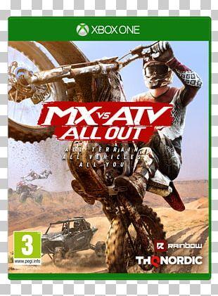 MX Vs. ATV Supercross MX Vs. ATV Alive MX Vs. ATV: On The Edge Xbox One MX Vs. ATV All Out PNG