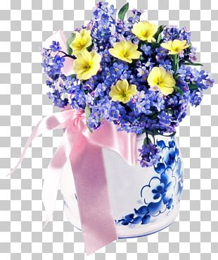 Flower Bouquet Animation PNG