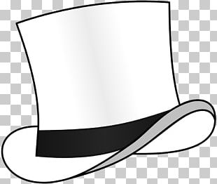 Six Thinking Hats Top Hat Boot PNG