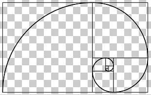 Golden Spiral Golden Ratio Fibonacci Number Golden Rectangle PNG