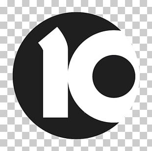 Channel Ten Logo Television Channel Channel 2 PNG