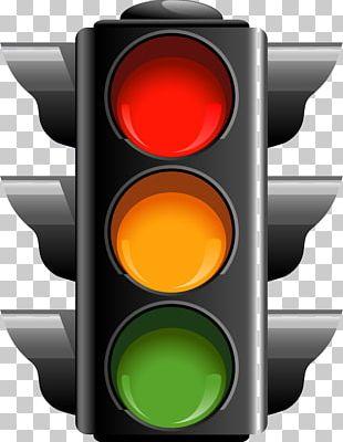 Traffic Light Intelligent Transportation System Shutterstock PNG
