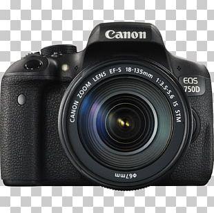 Canon EOS 800D Canon EF-S 18–135mm Lens Canon EF-S 18–55mm Lens Digital SLR PNG