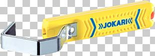 Wire Stripper Knife Electrical Cable Kabelmesser Jokari PNG