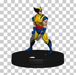 HeroClix Professor X Wolverine Cyclops Uncanny X-Men PNG