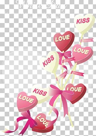 Valentines Day Wish Greeting Card E-card PNG