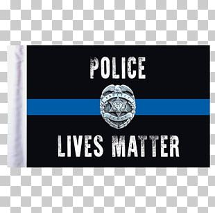Thin Blue Line Police Blue Lives Matter Flag Of The United States PNG