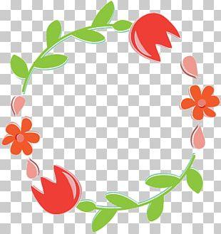 Wreath Floral Design PNG