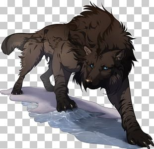 Gray Wolf Werewolf Drawing PNG