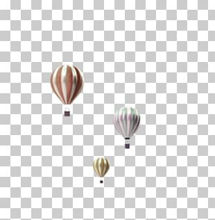 Hot Air Balloon Color Blue PNG