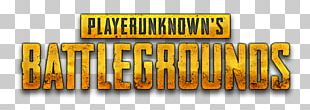 PlayerUnknown's Battlegrounds Video Game Bluehole Studio Inc. Xbox One Logo PNG