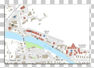 Erie Canal Fairport Towpath Shopping Map PNG