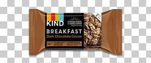Breakfast Chocolate Bar Kind Whole Grain PNG