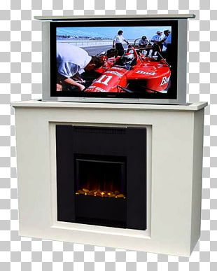 Electric Fireplace Fireplace Mantel Hearth Wall Unit PNG