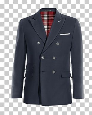 Jacket Blazer Suit Double-breasted Coat PNG