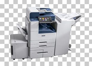 Multi-function Printer Xerox Toner Cartridge Photocopier PNG