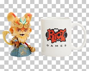 League Of Legends Riot Games Figurine Model Figure PNG