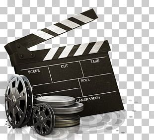 Photographic Film Clapperboard PNG