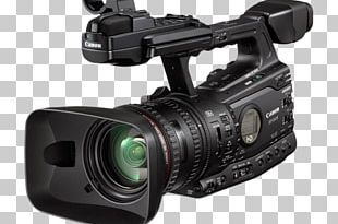 Video Cameras High-definition Video Canon Professional Video Camera PNG