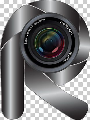 Photography Camera Lens Logo Photographer PNG