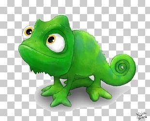 Rapunzel Chameleons The Walt Disney Company Drawing Tangled PNG