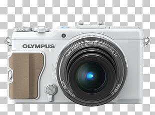 Digital SLR Olympus XZ-1 Camera Lens Point-and-shoot Camera PNG