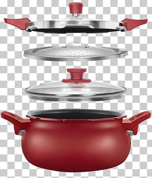 Pressure Cooking Cooking Ranges Cookware Induction Cooking Non-stick Surface PNG