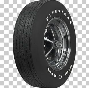 Car Firestone Tire And Rubber Company Radial Tire Whitewall Tire PNG