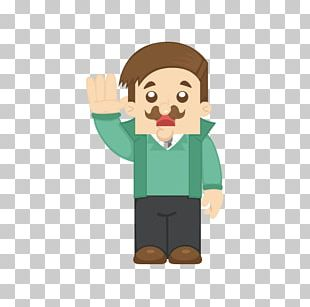 Cartoon Flat Design Illustration PNG